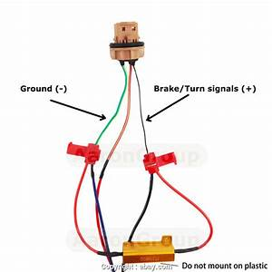 Why Do You Need Load Resistors For Led Turn Signal Lights