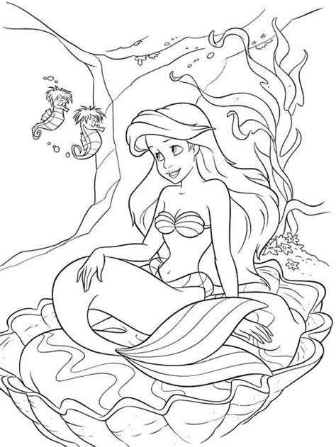 princesa ariel hd desenhoswikicom