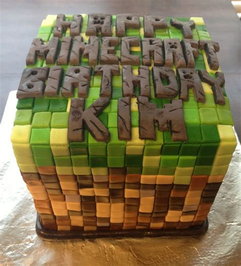 how to decorate a minecraft cake 45 best images about minecraft cake on