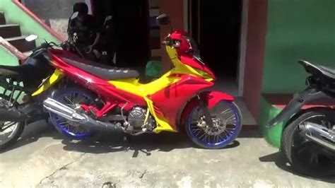 Modipikasi Jupiter Mx 135 by Top Modifikasi Motor Jupiter Mx Terbaru Modifikasi Motor