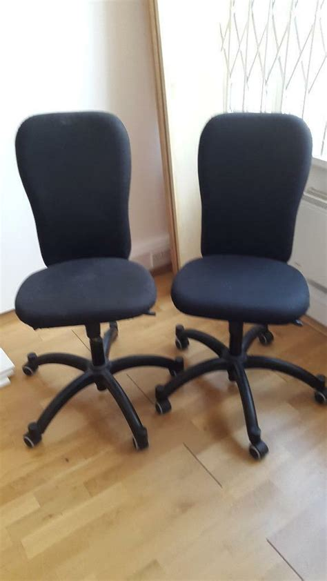 Office Chairs Gumtree by Ikea Office Chairs In Wandsworth Gumtree
