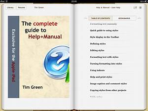 Help Manual Help Authoring Software Overview
