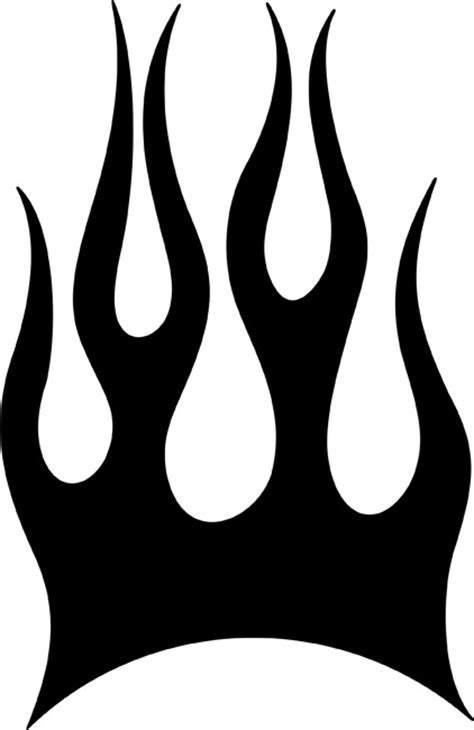 images  printable flame templates stencils