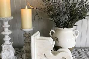 how to chippy paint corbels hallstrom home With what kind of paint to use on kitchen cabinets for mirrors with candle holders