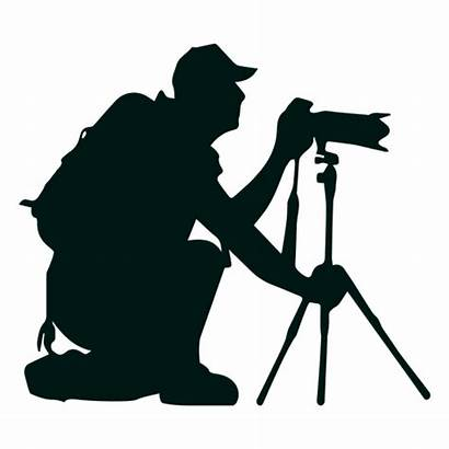 Camera Photographer Silhouette Transparent Svg Clip Clipart