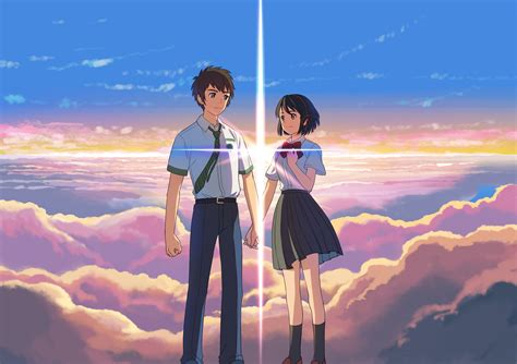 Your Name Anime Live Wallpaper - your name hd wallpaper background image 1920x1353