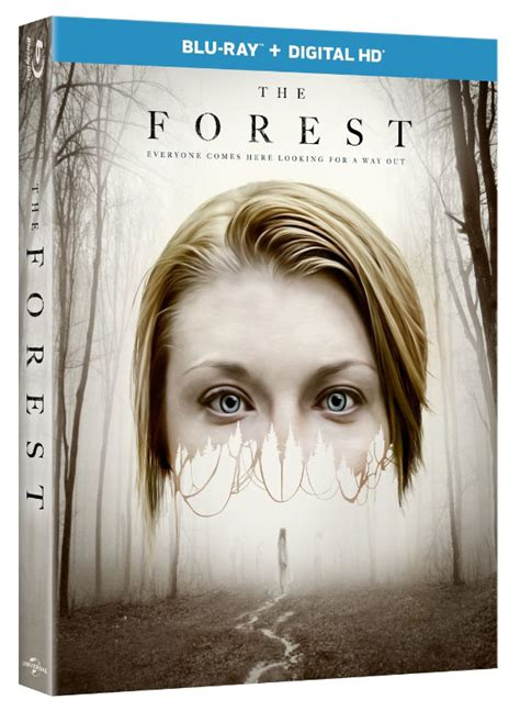 Universal's 'The Forest' Blu-ray, DVD & Digital Release ...