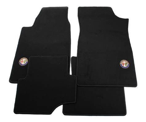 Alfa Romeo Floor Mats by Alfa Romeo Floormat Set Alfa Romeo Shop Tuning