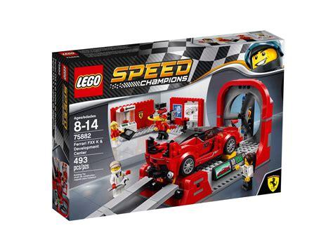 Refuel and power away with the lego® speed champions 75891 chevrolet camaro zl1 race car! LEGO 75882 sale - Ferrari FXX K & Development Center ...