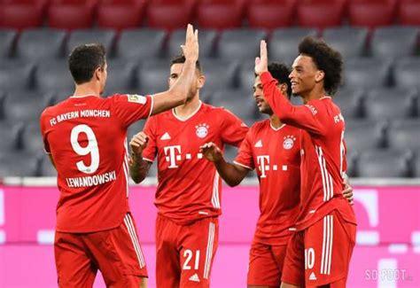 Pronostic Eintracht Francfort Bayern Munich : Analyse ...