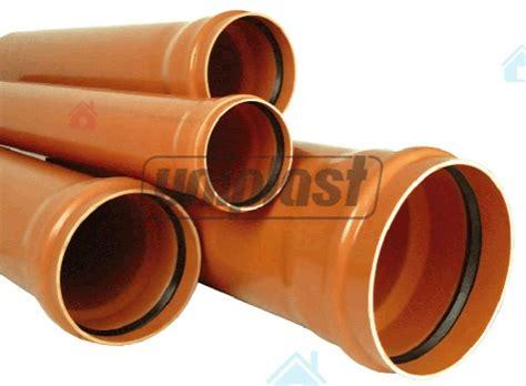 Tevi din PVC SN4MS cu mufa si garnitura pentru canalizare ...
