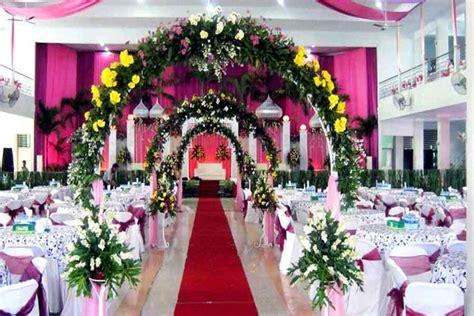 Daftar Nama Bunga Untuk Dekorasi Pernikahan