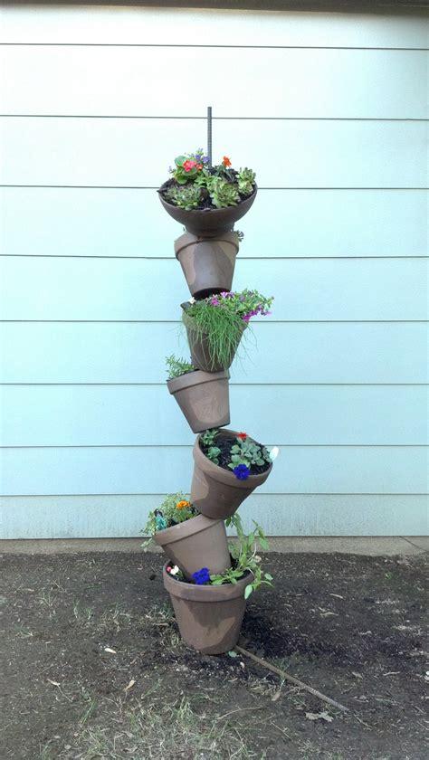 Best Images About Tipsy Pot Planters Pinterest
