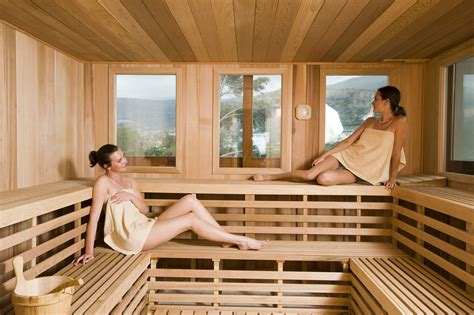 Sauna : Rocky Mountain Pools And Spas