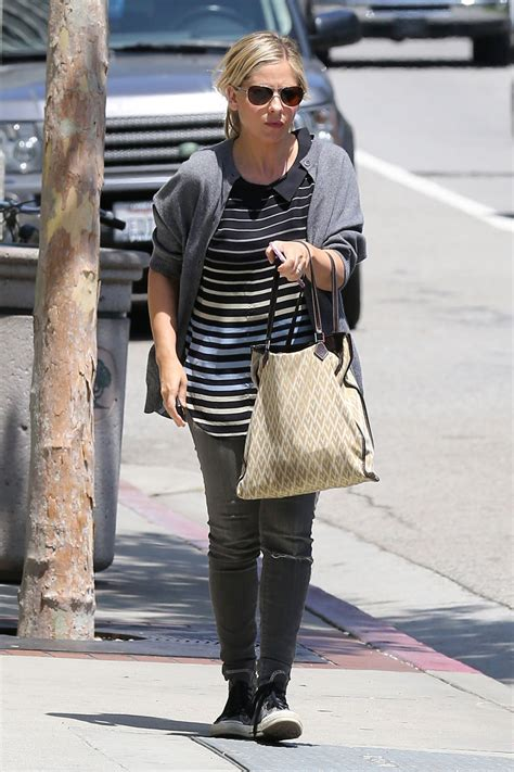 Sarah Michelle Gellar - Out in Brentwood, May 2015 ...