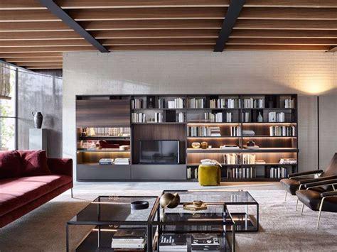 pareti attrezzate per soggiorno pareti attrezzate per il soggiorno i modelli 2018 per