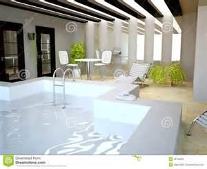 Genius Pool Inside The House by Piscina Dentro De La Casa Fotos De Archivo Imagen 18799903
