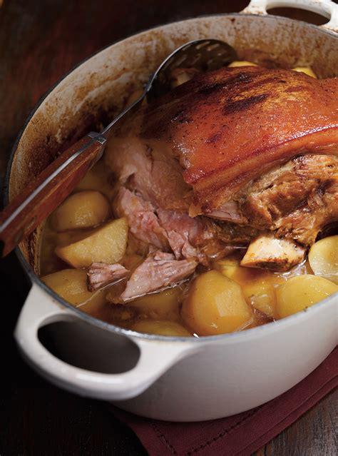 abonnement cuisine et vins de rôti de porc aux patates jaunes ricardo