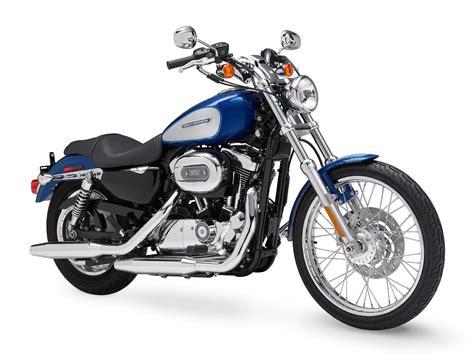 2010 Harley-davidson Xl1200c Sportster 1200 Custom