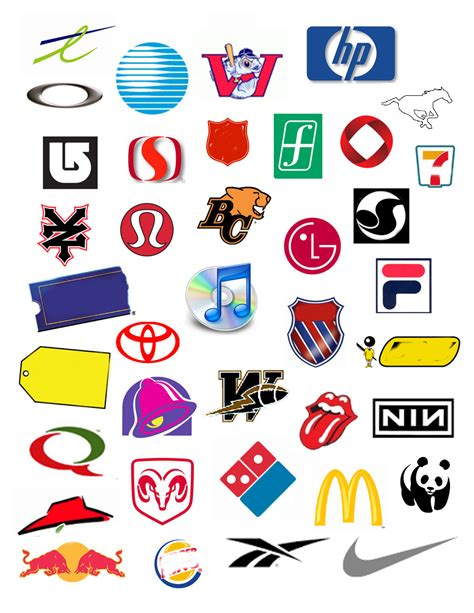 logo quiz worksheet for students kidz activities