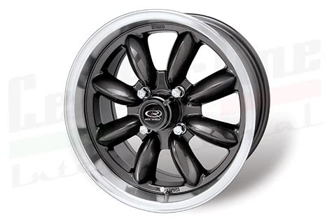 wheel mini lite replica gunmetal centerline international