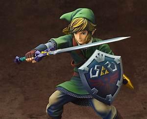The Legend of Zelda: Skyward Sword Link 1/7 Scale Figure ...
