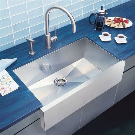 modern kitchen sinks images blanco precision super single bowl stainless steel sink