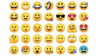 ios emojis on android les affreux emojis d android vont 233 voluer et devenir