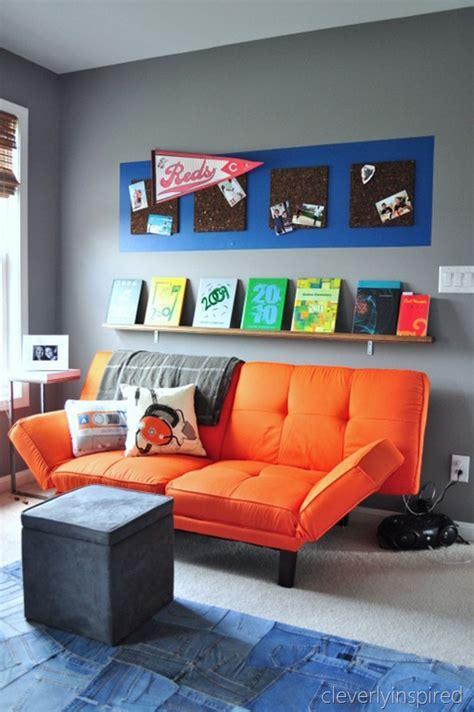 remodelaholic  colorful teen boy room