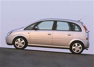 Fiche Technique Opel Meriva : fiche technique opel meriva i 1 6 16v cosmo easytronic 2003 ~ Maxctalentgroup.com Avis de Voitures