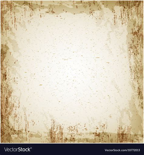 Grunge vintage paper texture background Royalty Free Vector