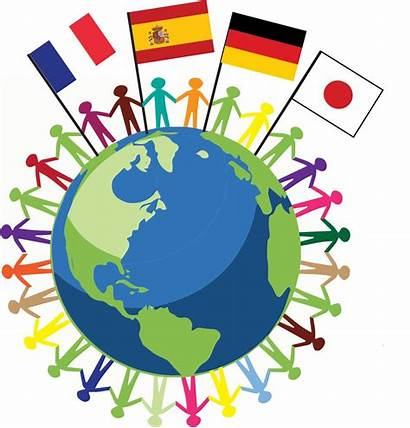 Foreign Cultures Language Learn Students Different Encourage