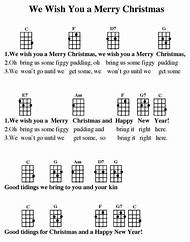 easy ukulele christmas songs - Christmas Songs Ukulele