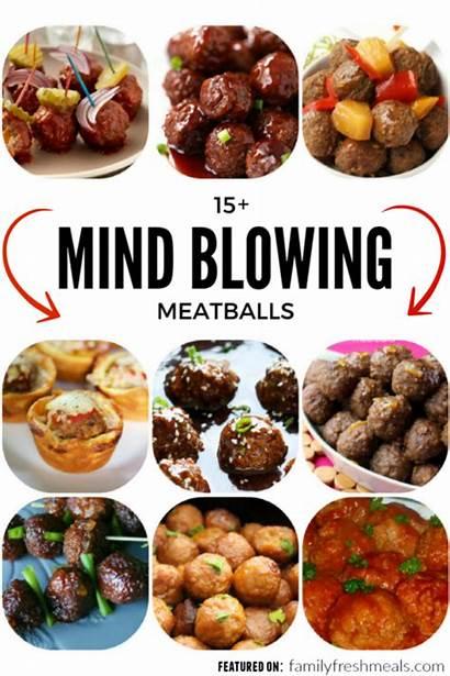 Meatballs Blowing Mind Familyfreshmeals Dinner