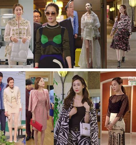 How Women of Power Dress Up in Korean Dramas - Korean Drama Fashion