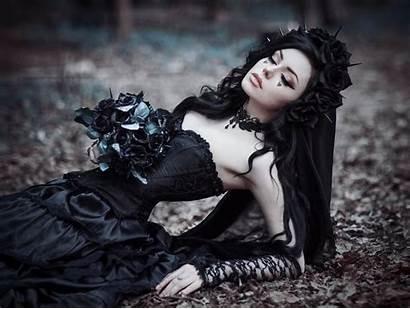 Gothic Bride Wallpapers Beauty Deviantart Beautyfull Desktop