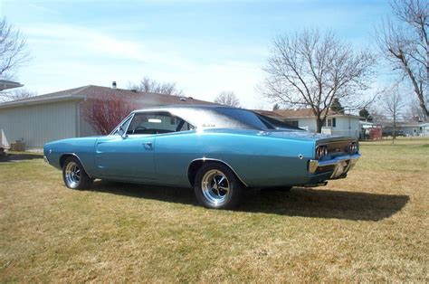 dodge charger 2 door 1968 dodge charger r t hardtop 2 door 7 2l for in
