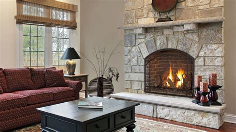 Ideal Prefab Wood Burning Fireplace — The Wooden Houses