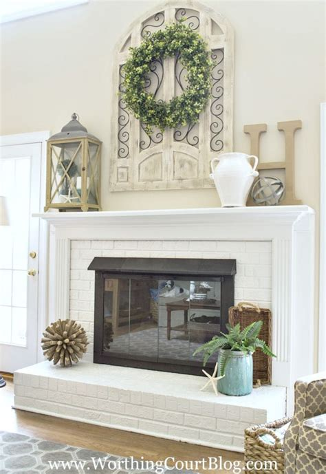 Decorating Ideas Above Fireplace by Fireplace Fireplace Mantel Decor For Inspiring Living