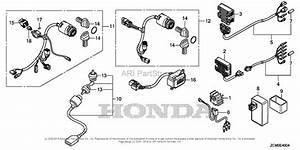 Honda Engines Gx630h Vxc Engine  Chn  Vin  Gdabh