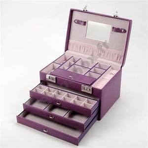 Coffret A Bijoux : grand coffret bijoux davidt 39 s 367692 euclide ~ Teatrodelosmanantiales.com Idées de Décoration