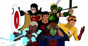 Weisman Leaves Young Justice Threads Dangling, Hopes For ...