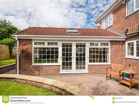 modern sunroom conservatory stock photo image 56944708