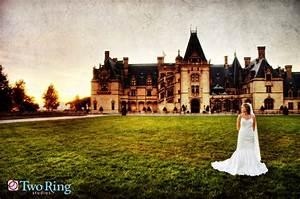 Biltmore Estate Photographers | Bridal Shoot