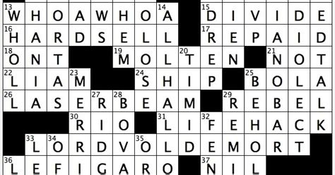 cabinet dept crossword clue rex does the nyt crossword puzzle six time hugo