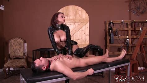 Skin Diamond In Hogtied Hot And Tight Skin Diamond Pushed