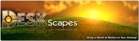 Deskscapes 8 Animated Wallpapers - deskscapes animate your desktop wallpaper