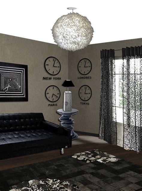 d 233 coration d un salon chic et design floriane lemari 233