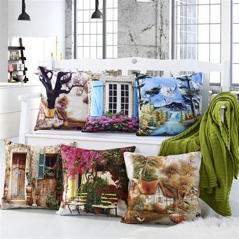 rubi 3d flower cushion without inner home decor for