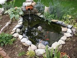 Kleiner Gartenteich Anlegen : teich selber bauen einen gartenteich selber bauen bau fachwissen nowaday garden ~ Eleganceandgraceweddings.com Haus und Dekorationen